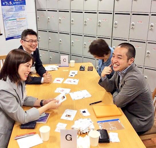 東京都品川区9月:SDGs de 地方創生カードゲーム体験会 in 大井町vol.02
